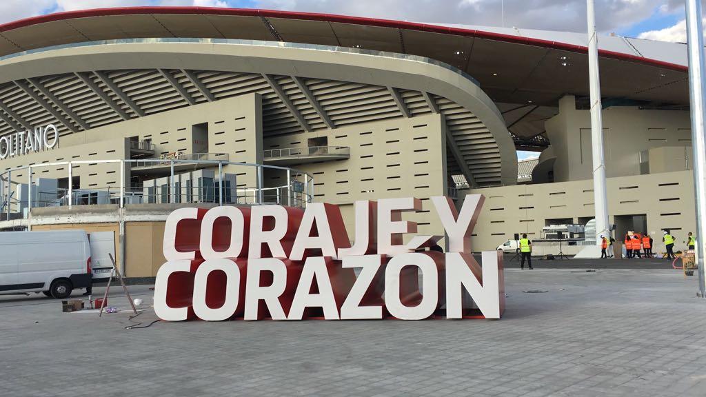 Corporeo Atletico de Madrid 3