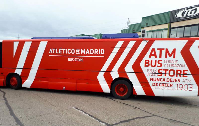 Personalizacion Autobus