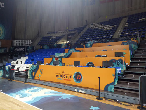 Mundial Baloncesto Femenino 2018